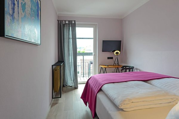 Salzburg Apartment - фото 19