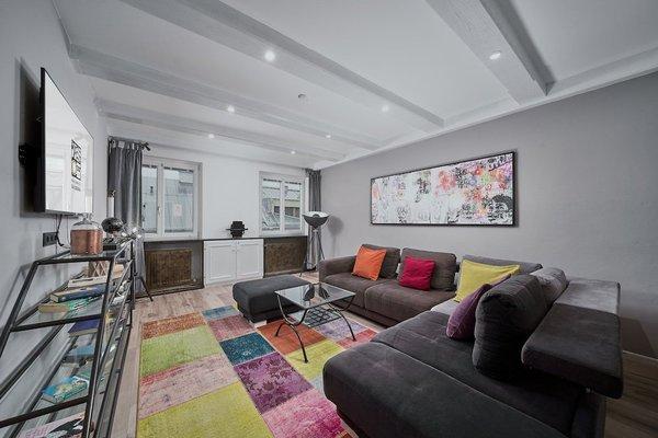Salzburg Apartment - фото 23