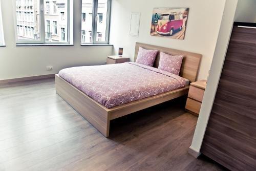 Appartements Leopold Liege Centre - фото 50