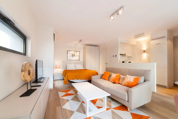 Sweet Inn Apartments - Place Flagey - фото 3