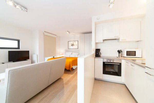 Sweet Inn Apartments - Place Flagey - фото 5