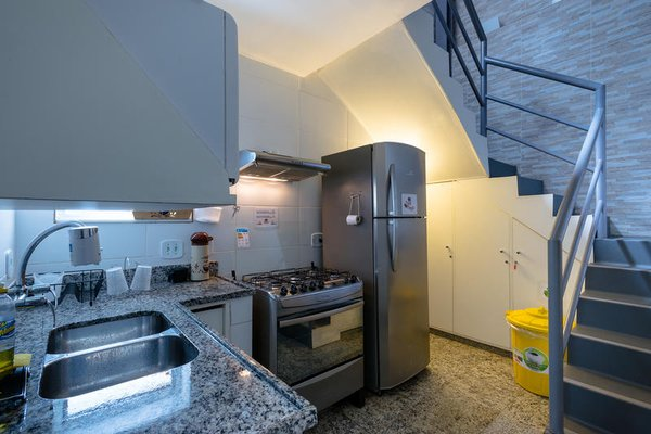 Casa del Mar Hostel - фото 13