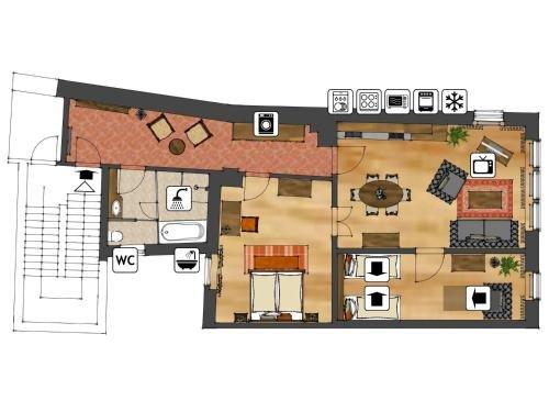 Residence U Mecenase - фото 20