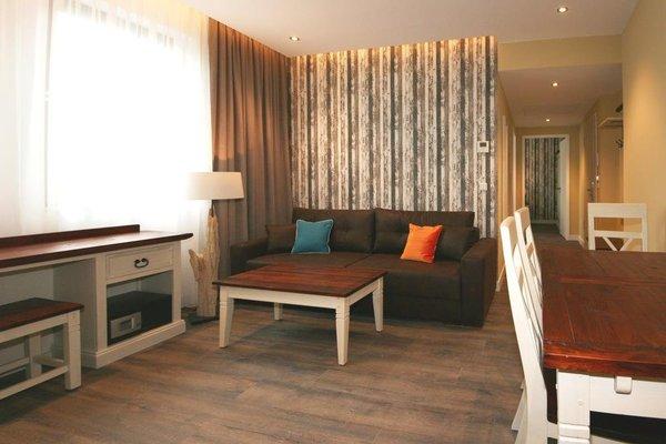 Apartment Central Leipzig - фото 12