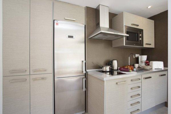 Sevilla Apartments - фото 11