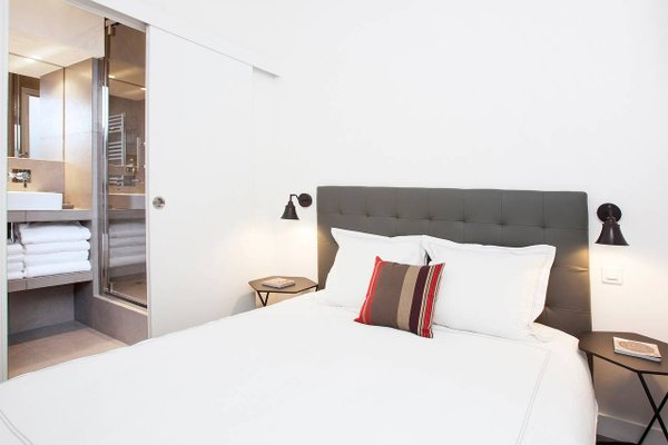 Luxury 2 Bedroom Montorgueil - фото 11