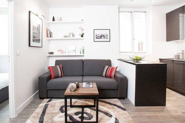 Luxury 2 Bedroom Montorgueil - фото 4