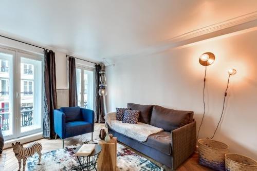 Sweet Inn Apartments-Etienne Marcel - фото 23