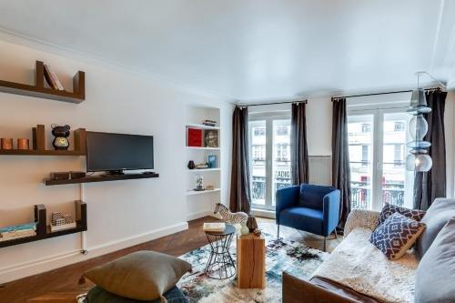 Sweet Inn Apartments-Etienne Marcel - фото 1