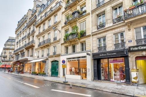 Sweet Inn Apartments-Etienne Marcel - фото 12