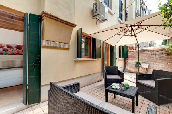 Cannaregio - Venice Style Apartments - фото 14