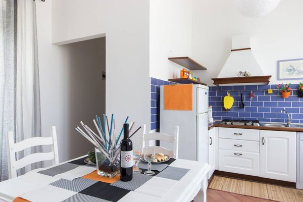 Ortigia Apartment - фото 22