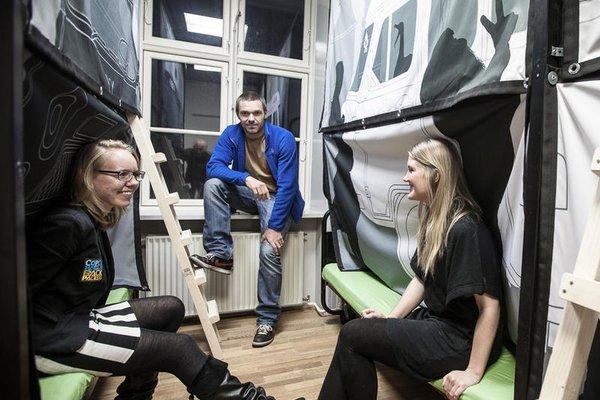 Copenhagen Backpackers Hostel - фото 1