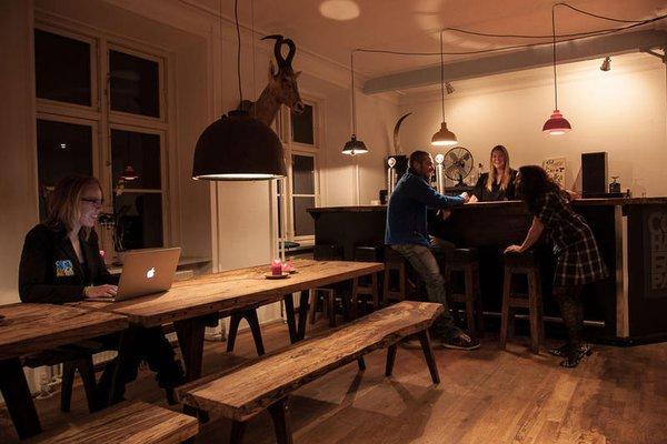 Copenhagen Backpackers Hostel - фото 8