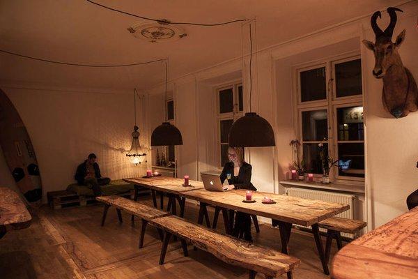 Copenhagen Backpackers Hostel - фото 9