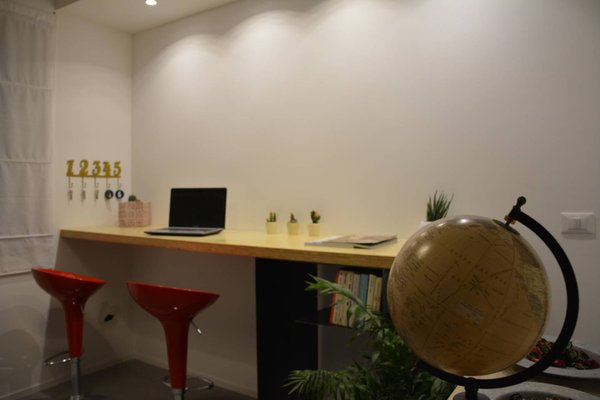 Pretoria Rooms & Apartment - фото 11