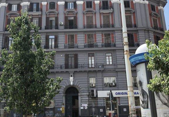 Napoli Garibaldi Square - фото 21