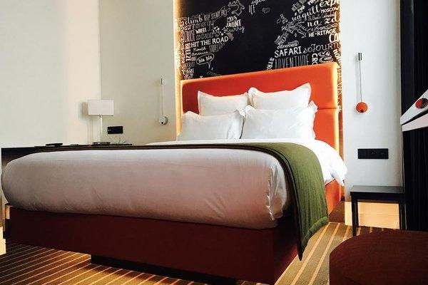 Hotel Scarlett - фото 1