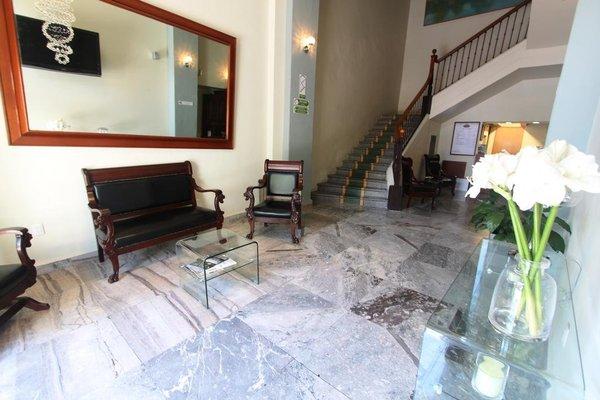 Hotel Plaza Queretaro - фото 4
