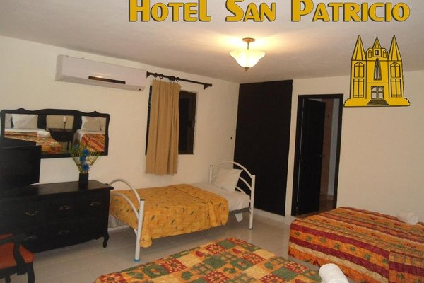 Hotel San Patricio Merida - фото 2