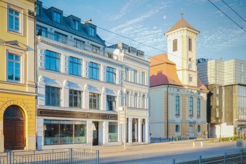 Гостевой дом «Kamienica Pod Aniolami», Вроцлав