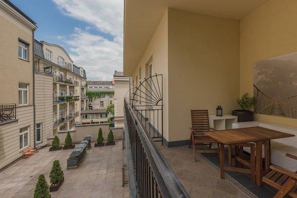 Loretanska Apartments 6 - фото 23