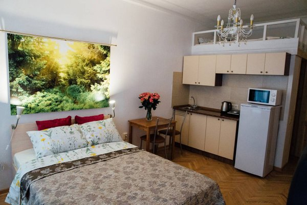 Apartment on Nevskiy prospekt 168 - фото 3