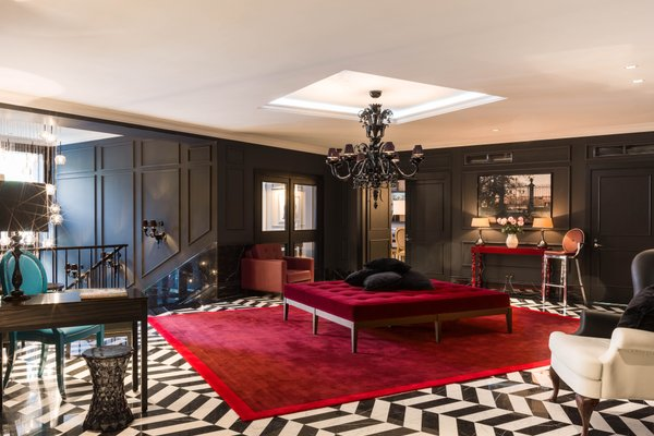 Отель DOM Boutique Hotel - фото 18