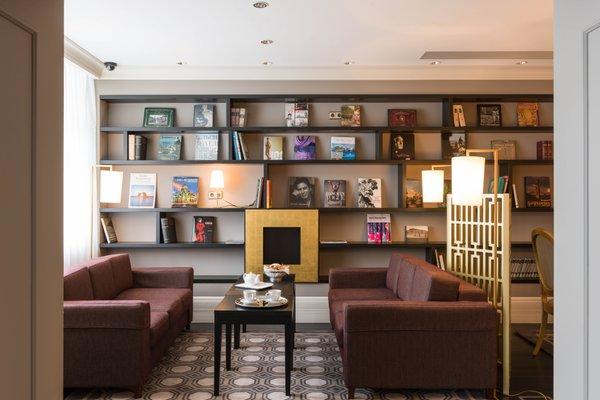 Отель DOM Boutique Hotel - фото 8