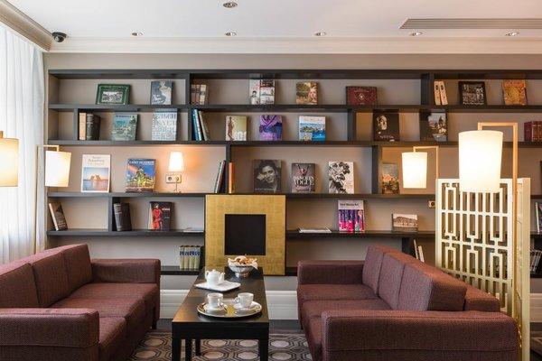 Отель DOM Boutique Hotel - фото 9