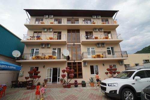 Hotel Izumrud - фото 8