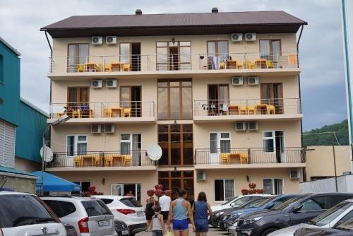 Hotel Izumrud - фото 5