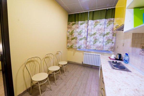 Hotel Krasnyi Podsolnukh - фото 22