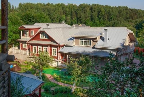Мини-отель Гостевая Усадьба - фото 18
