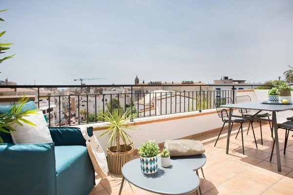 Sitges Group Centre Apartment - фото 14