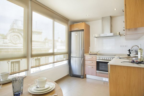 Sitges Group Centre Apartment - фото 21