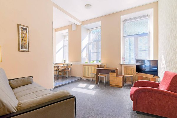 Center Apartment - фото 7