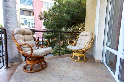 Lermontovsky Bulvar Apartments - фото 14