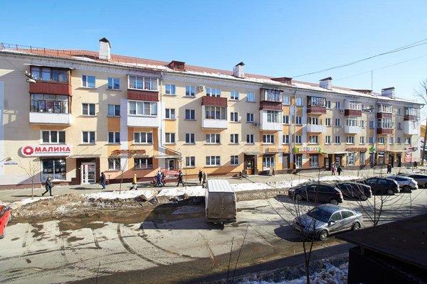 PaulMarie Apartments on Karpovicha - фото 11