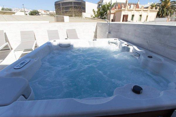 Sitges Centre Mediterranean Apartments - фото 16