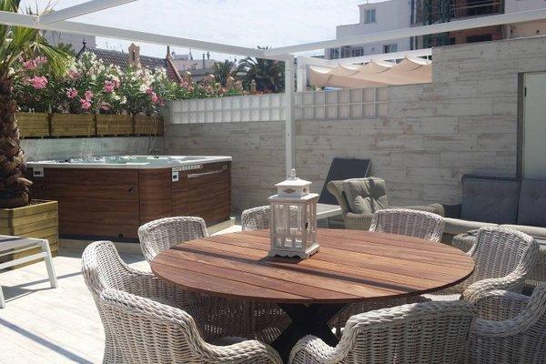 Sitges Centre Mediterranean Apartments - фото 20