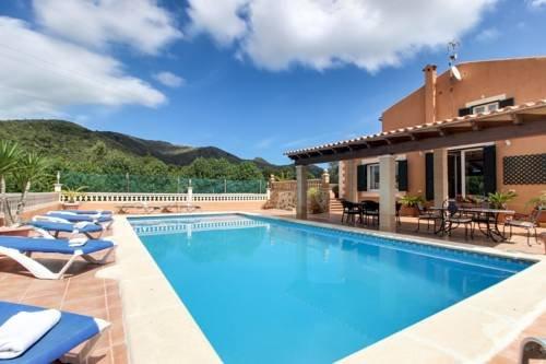 Villa Capdepera Golf - фото 18