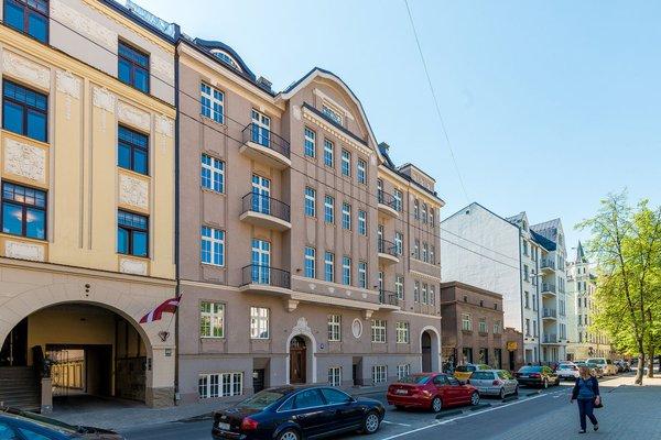 Riga Lux Apartments - фото 50