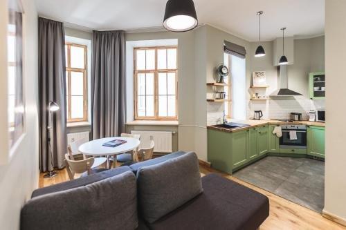 Riga Lux Apartments - фото 16