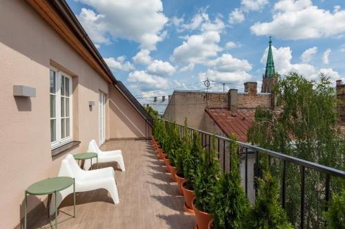 Riga Lux Apartments - фото 21