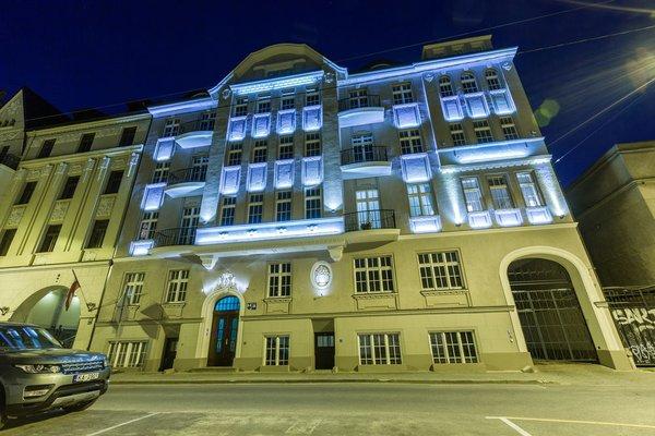 Riga Lux Apartments - фото 22