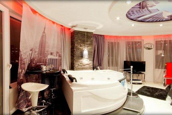 Penthouse Suites Apartments - фото 10