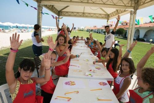 Family Beach Resort il Girasole - фото 14