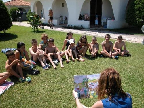 Family Beach Resort il Girasole - фото 17