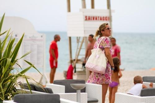 Family Beach Resort il Girasole - фото 21